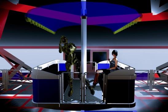 Ferris Wheel Bot Lulu-6