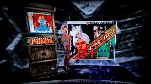 Pearl Hat Fortuneteller_Visits Zoltar