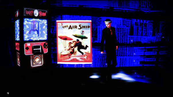 Valentino Arcade _The Fly Cop-Dark