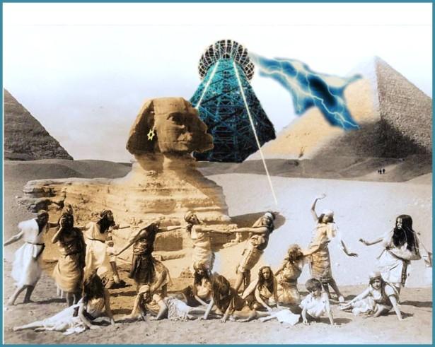 Sphinx Tesla Tower