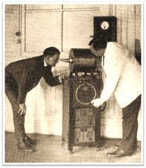 Westinghouse surgical electromagnet 1915