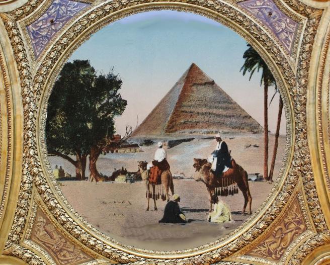 Pyramid Outside portal