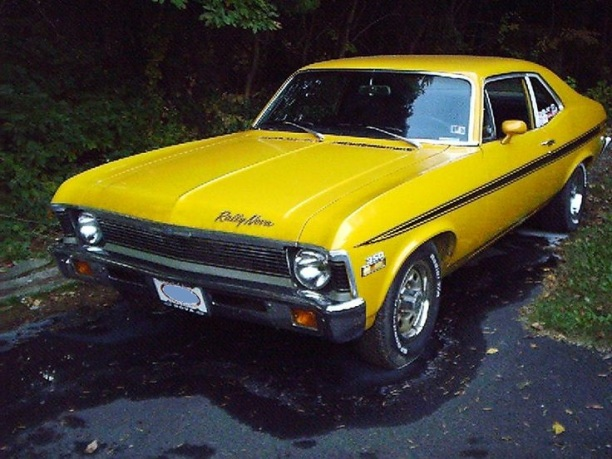 Chips 1971 Rally Nova