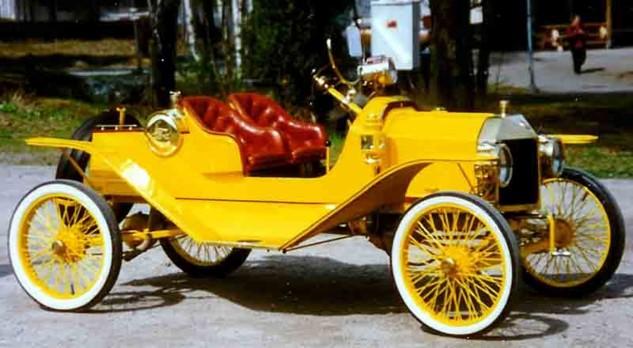 Granny Phanny Model-T 1914 Speedster