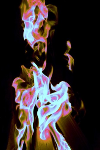 Magic Flame unsplash