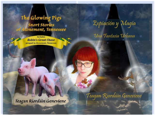 Pigs Magia n Teagan