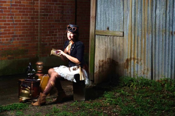 Steampunk woman Noel Nichols Unsplash.png