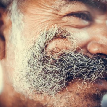 Big Mustache Unsplash