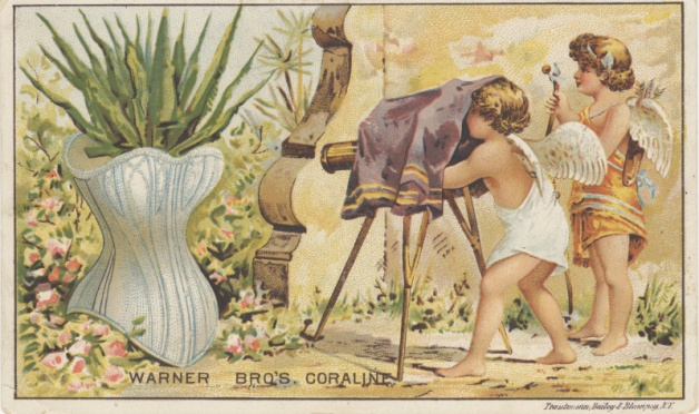 Warner_Bros Corset ad 1900