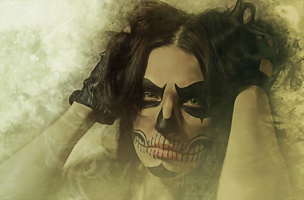 La Llorona Pixabay catrina-2532270_1920