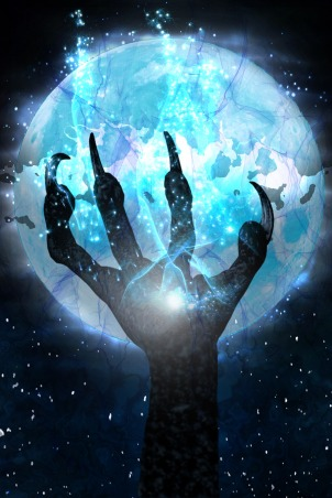 blue claw beast-pixabay