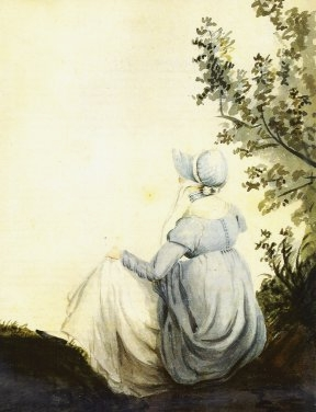 jane austen by sister cassandra 1804