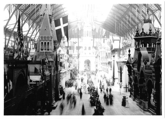 1893 WorldColumbianExpositionExhibitHall