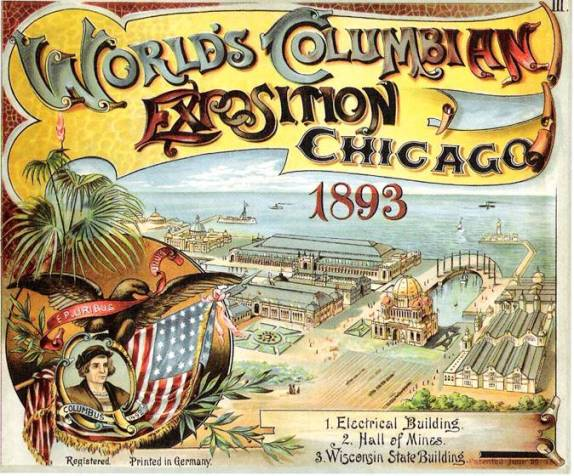1893_world_columbian_exposition Worlds Fair Chicago WikiMedia