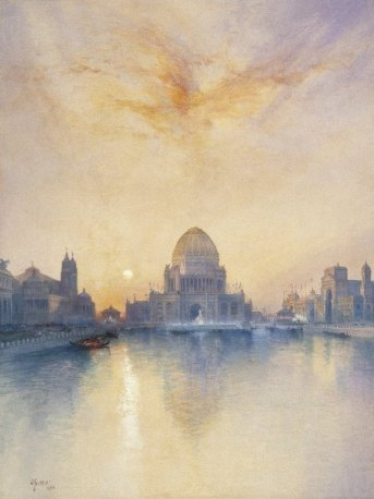 Brooklyn_Museum_-_Chicago_World's_Fair_-_Thomas_Moran_Wikimedia