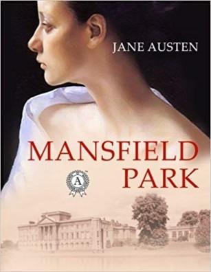 Mansfield Park cover_Jane Austen