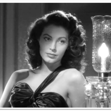 Ava Gardner in The Killers, 1946