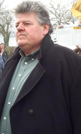 Robbie Coltrane as Cecil Perlog, aka The Captain
