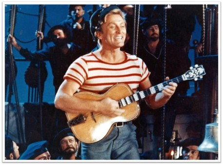 Kirk Douglas as Blue John Boulton