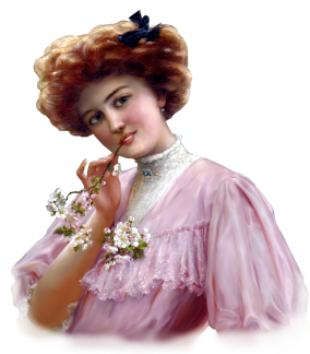 Victorian Woman 1 Pixabay