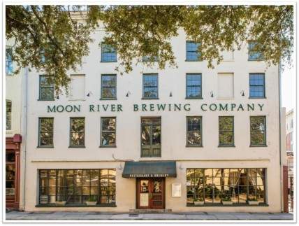 Blue Moon Brewing Co Savannah