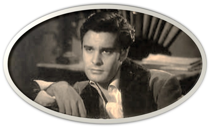 Louis Jourdan in Madame Bovary 1949
