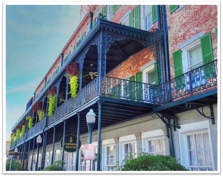 The Marshall House, Savannah, GA