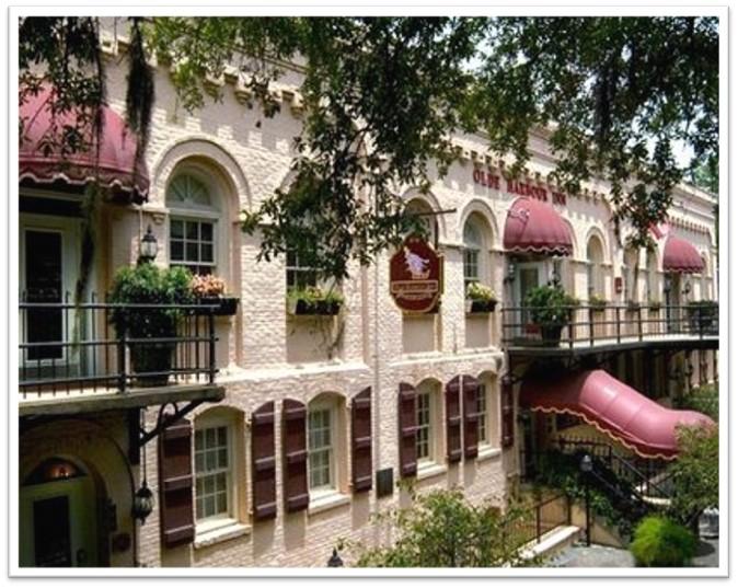 The Olde Harbour Inn, Savannah, GA