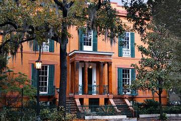 The Sorrel Weed House, Savannah, GA
