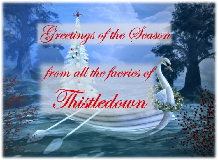 Thistledown Christmas