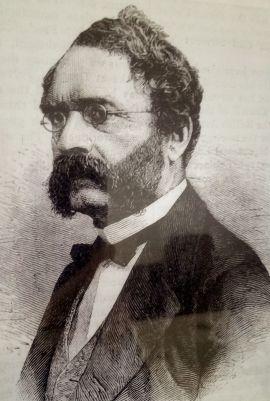 German inventor Werner von Siemens
