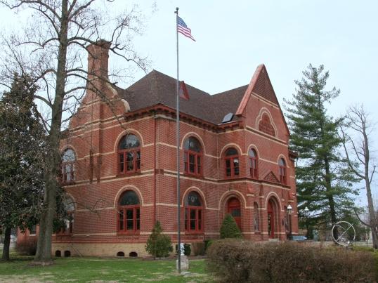 Cairo, Illinois Public Library, est. 1883, Wikipedia