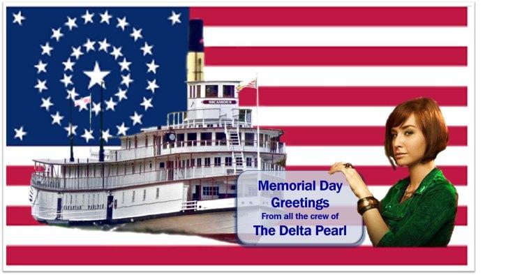 Delta Pear Memorial Day