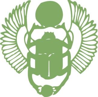 Green scarab Pixabay