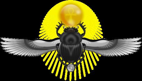 Scarab Ankh Pixabay