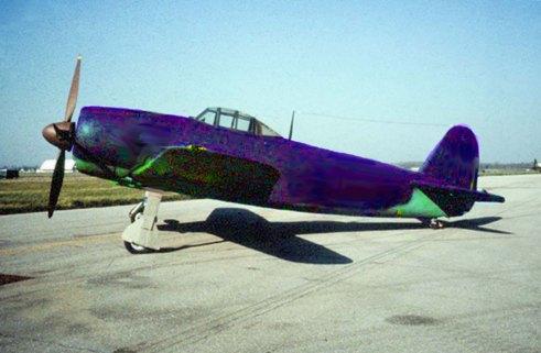 Violet Lightning 1