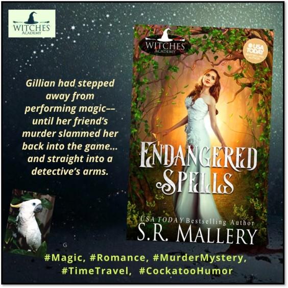 Sarah Mallery Endangered Spells