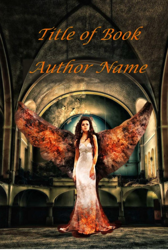 Group I. Fantasy, Horror, Demon, Angel, Girl, Ruins, Church