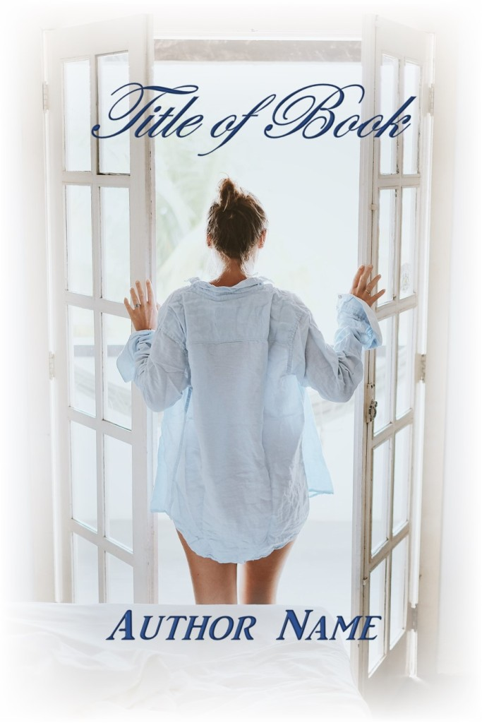 Group II. Door Woman Shirt Morning Romantic
