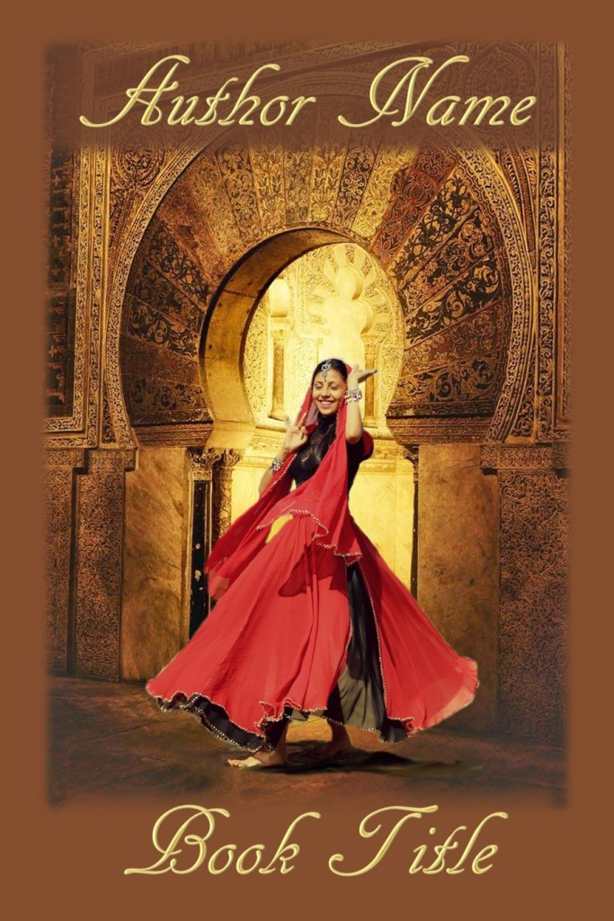 Group I. Doorway Woman Dancing India