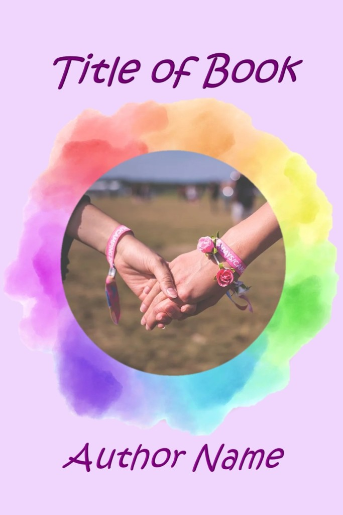 Group II. Handfasting, Rainbow Frame