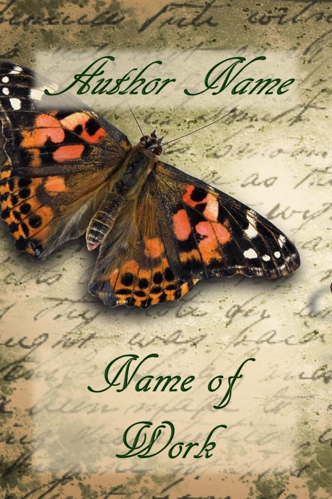 Group II. Letter Butterfly Moth