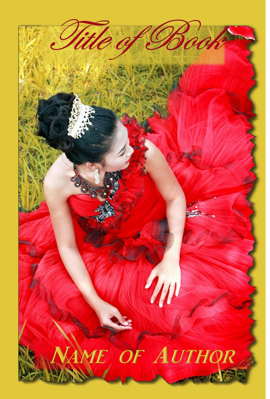 Group II. Woman, Red Gown, Romance, Holiday, Wedding, Asia