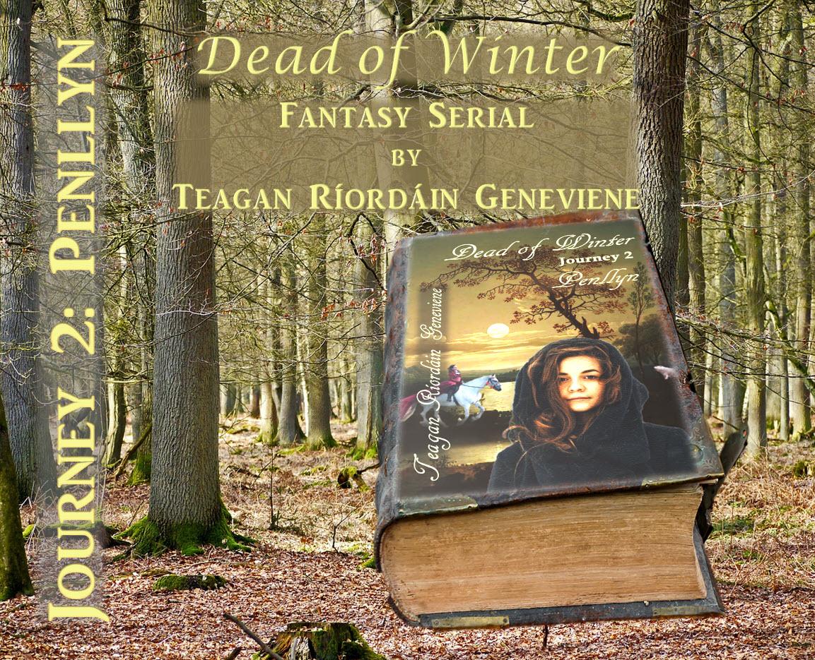 Dead of Winter: Journey 2, Penllyn. Promotional Image by Teagan Geneviene