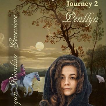 Dead of Winter: Journey 2, Penllyn. Cover by Teagan R. Geneviene