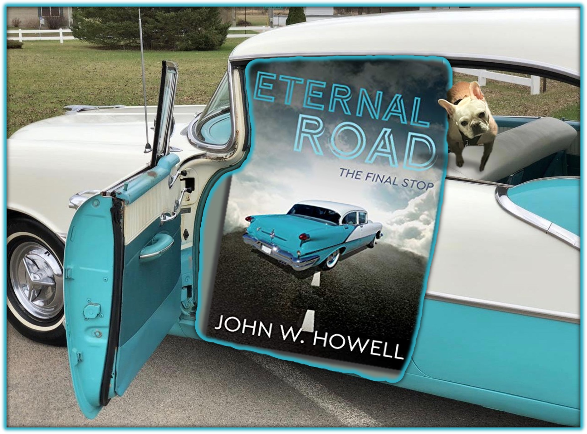 Eternal Road by John W. Howell. Door tomfoolery by Teagan