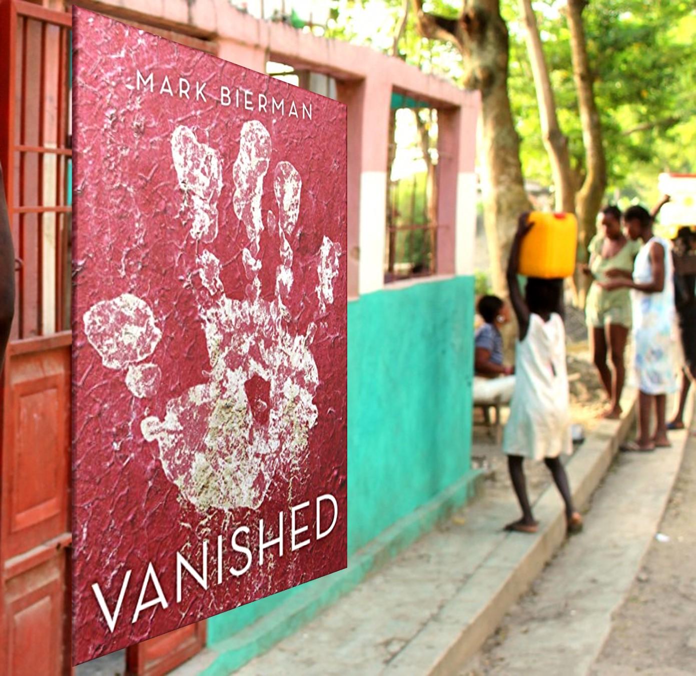 Vanished by Mark Bierman. Doors tomfoolery by Teagan
