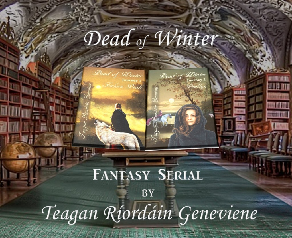 Dead of Winter, Journeys 1 & 2 by Teagan R. Geneviene