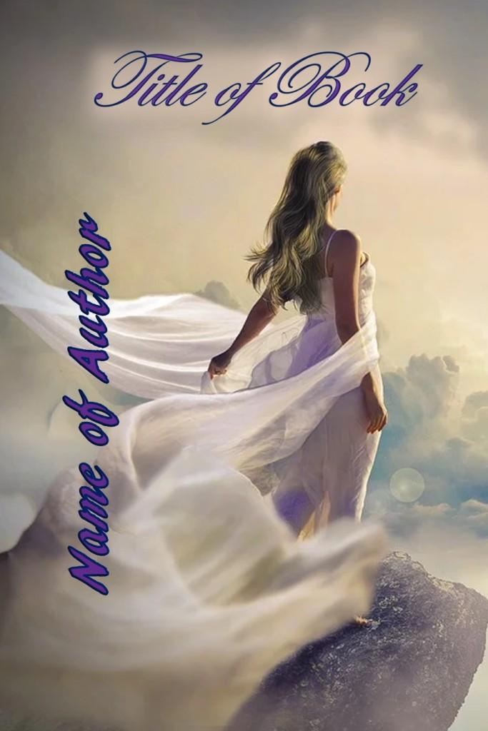 Group II. Lavender Dreams Woman Clouds