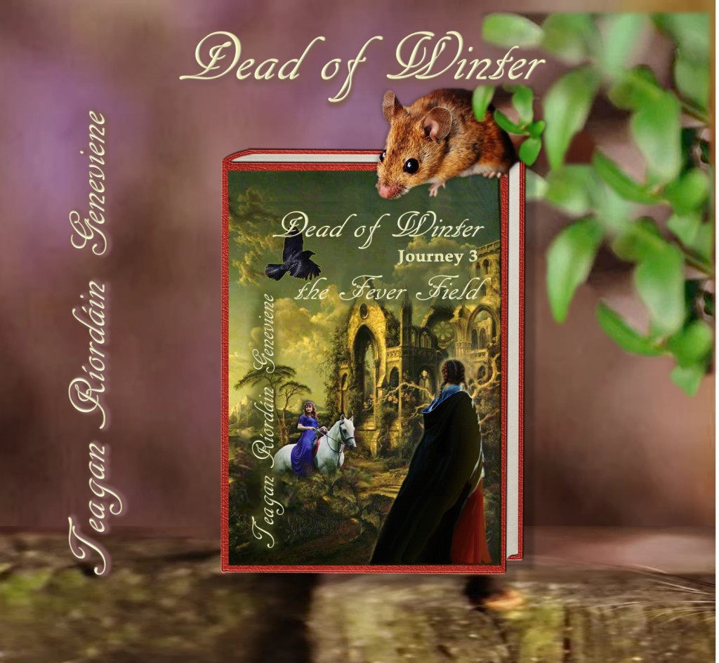 Dead of Winter: Journey 3, The Fever Field